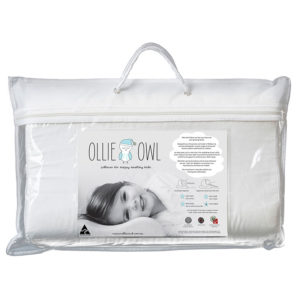 Ollie Owl Dream Adult Chiropractic Pillow